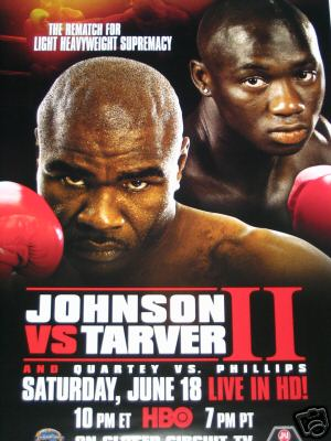 Glen Johnson vs. Antonio Tarver II