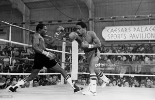 Maurice Hope vs Wilfred Benitez