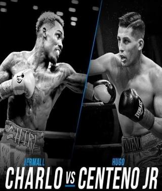 Jermall Charlo vs Hugo Centeno Jr