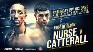 Tyrone Nurse vs Jack Catterall