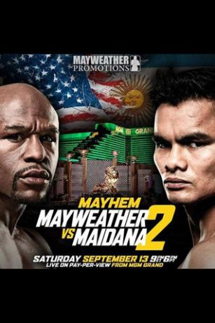 Mayhem: Floyd Mayweather Jr. vs. Marcos Maidana II