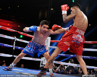 Mauricio Herrera vs Jose Benavidez Fan scorecards | EYE ON ...
