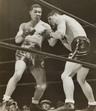 Joe Louis vs Arturo Godoy II