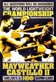 Floyd Mayweather Jr. vs. Jose Luis Castillo II