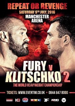 Repeat Or Revenge: Tyson Fury vs. Wladimir Klitschko II