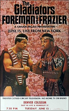 The Gladiators: George Foreman vs. Joe Frazier II