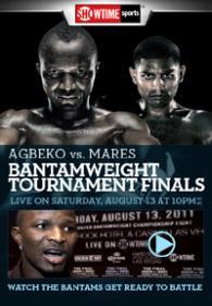 Joseph Agbeko vs. Abner Mares Poster