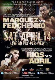 Brandon Rios vs. Richard Abril