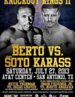 Andre Berto vs. Jesus Soto Karass