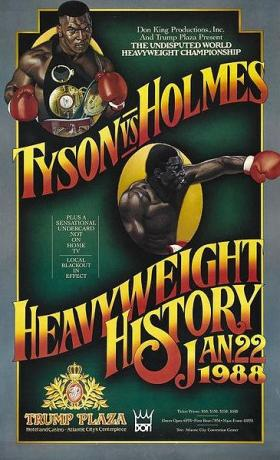Heavyweight History: Mike Tyson vs. Larry Holmes