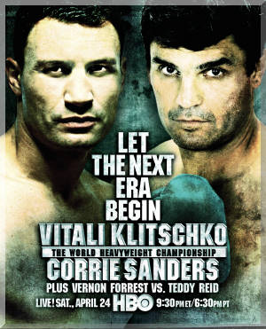 Vitali Klitschko vs Corrie Sanders Fan scorecards | EYE ON